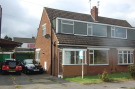 3 bed semi detached house in Churchill Drive...