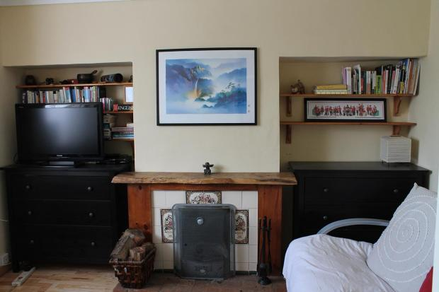 Sitting room view 1.