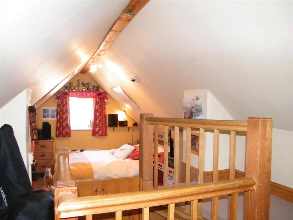 Bedroom Four/Attic B