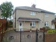 Marigold Crescent semi detached house for sale