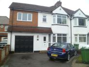 3 bedroom semi detached property in Oakham Avenue, Dudley...