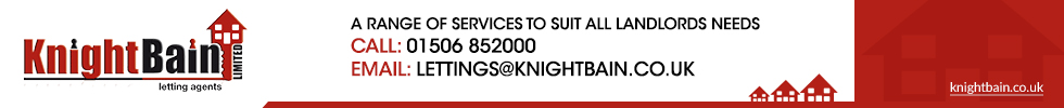 Get brand editions for KnightBain Estate Agents, Broxburn