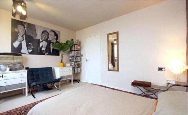 Bedroom Alt Angle