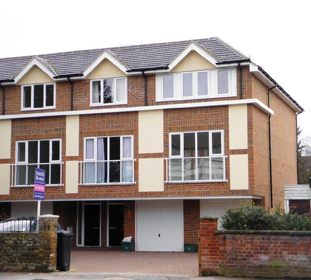 3 bedroom town house for sale in kingston road new malden kt3 kt3