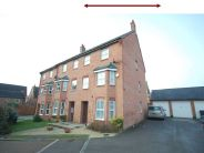 Town House for sale in Teasel Drive, Desborough