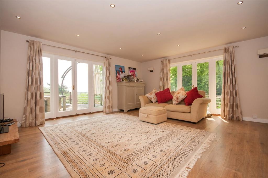 3 Bedroom Detached House For Sale In Broome Hall Road Coldharbour Dorking Surrey Rh5