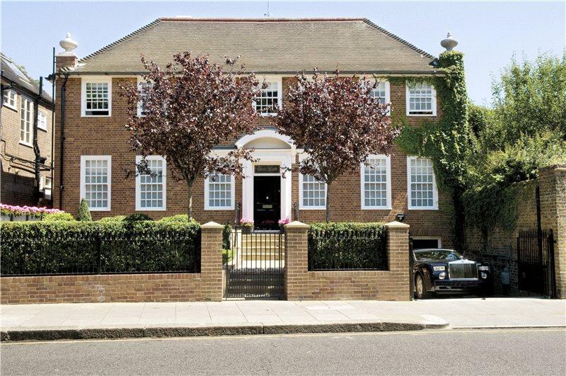 8 Bedroom House For Sale In Abbotsbury Road W14 W14