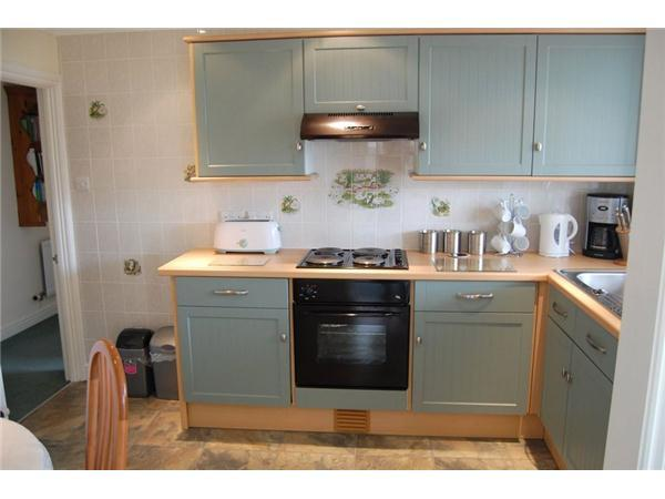 Garden Flat Kitchen