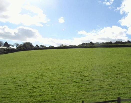 Field behind N...