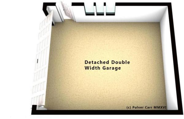 Garage in 3D