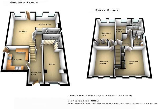 Floorplans in 3D