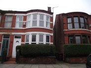 semi detached home in Normanston Road, Oxton...