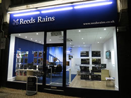 Reeds Rains, Dartfordbranch details