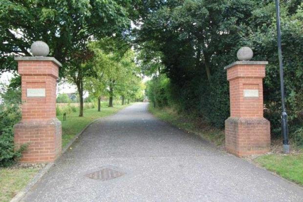 Kings Park entrance