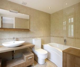 photo of beige bathroom ensuite ensuite bathroom