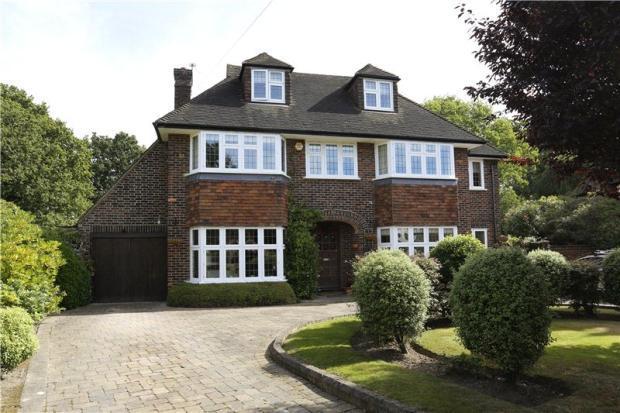 5 bedroom detached house for sale in wolsey close kingston upon thames kt2
