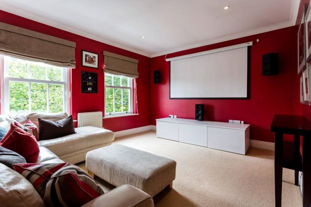Bedroom Three/Tv Rm