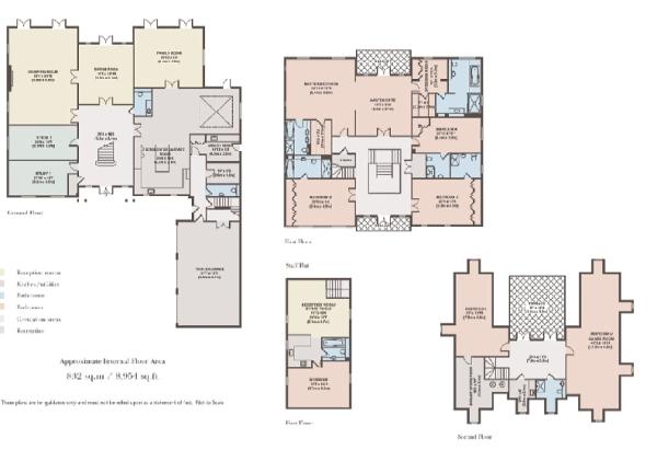6 bedroom property t
