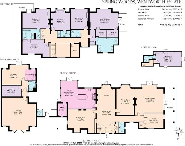 7 bedroom property t