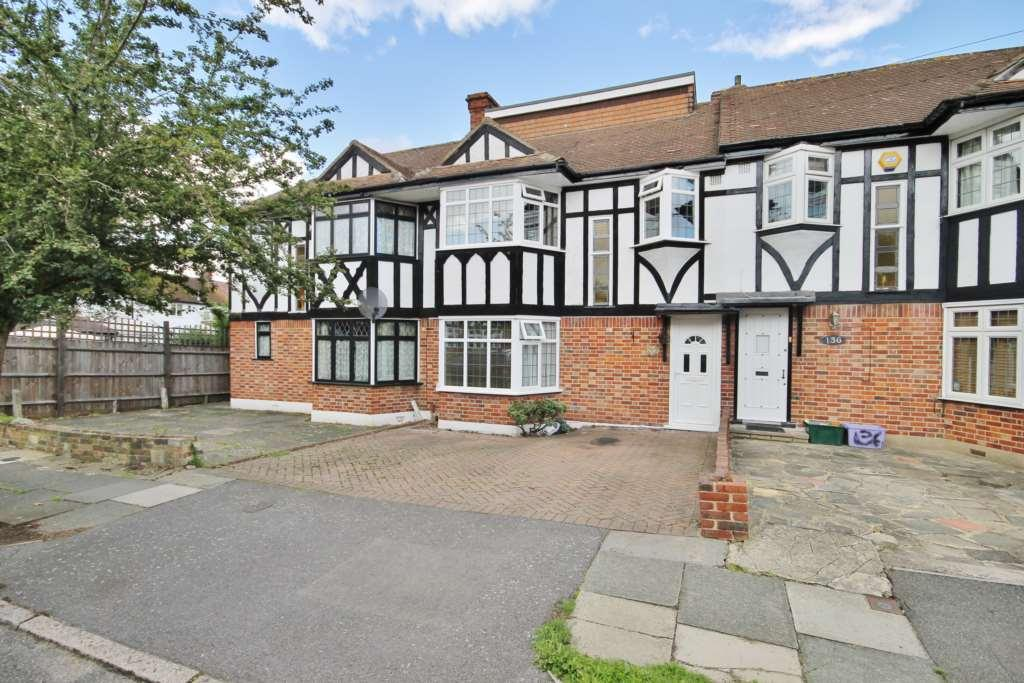 4 bedroom terraced house for sale in cardinal avenue for Morden houses for sale