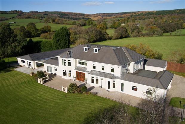 10 bedroom detached house for sale in penhow caldicot np26 for 10 bedroom mansion