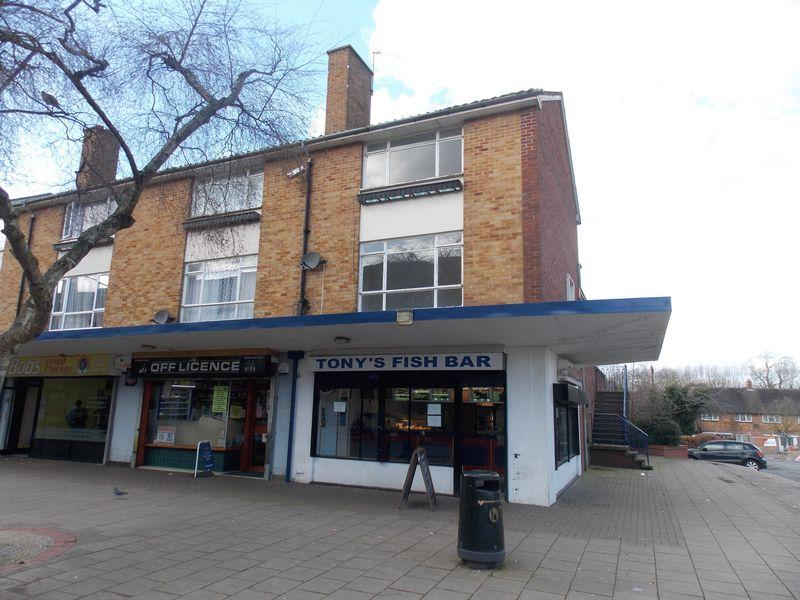 bedroom apartment to rent in the fold kings norton birmingham b38