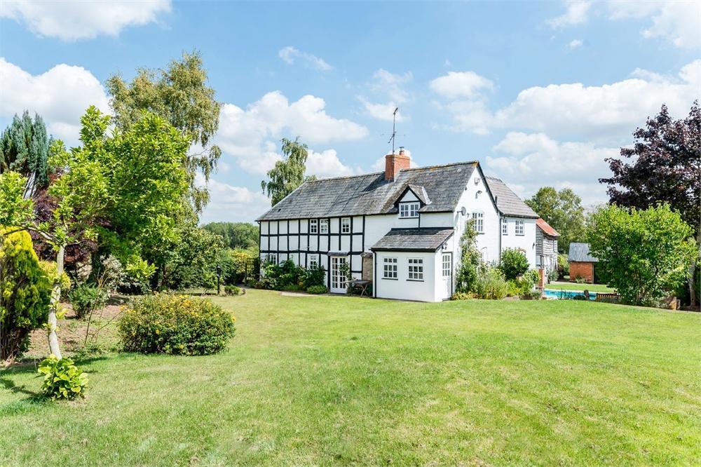 4 Bedroom Detached House For Sale In Nr Eardisland Leominster Herefordshire Hr6