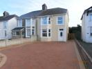 semi detached property for sale in 85 Ewenny Road, Bridgend...