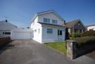 Detached house for sale in Meadow Close, Coychurch...