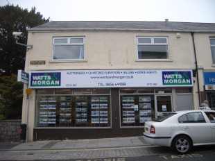 Watts & Morgan, Bridgendbranch details