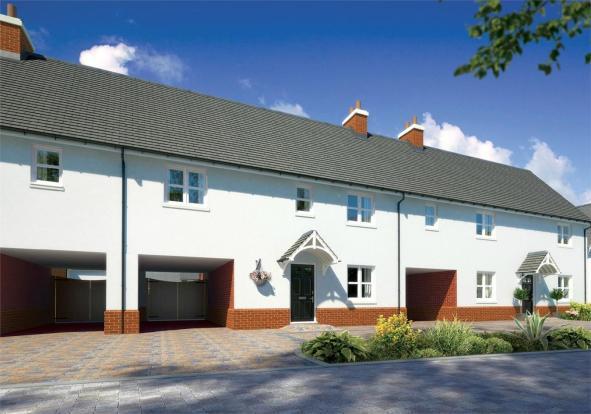 3 bedroom terraced house for sale in applewood boreham chelmsford cm3