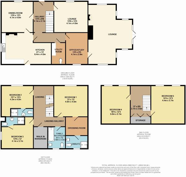 FARMHOUSE FLOORPLAN
