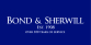 Bond & Sherwill, Coulsdon logo