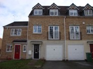 Town House for sale in Courtland Mews, Stafford