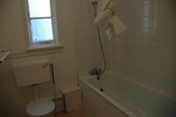 Bathroom on the