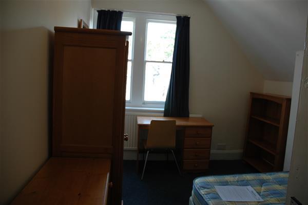Bed 5 (Top Floor