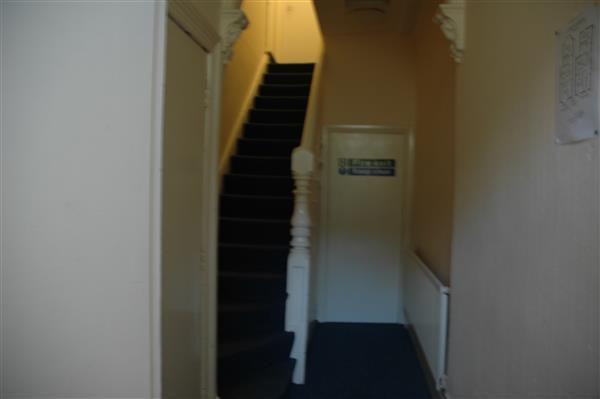 Bottom Entrance hall