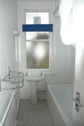 bathroom on first