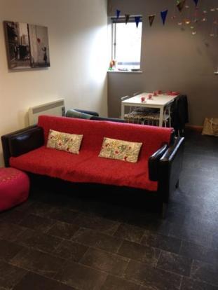 Open Plan Lounge