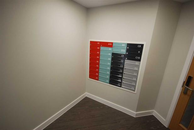 Post Box Area