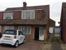 3 bedroom semi detached property to rent in Medway Road, Crayford...