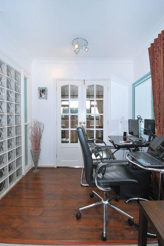 Office area in...