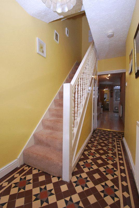 Hallway With M...