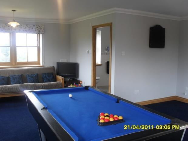 Games Room/Bedroom 7