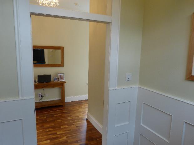 Front Vestibule leading into front hallway