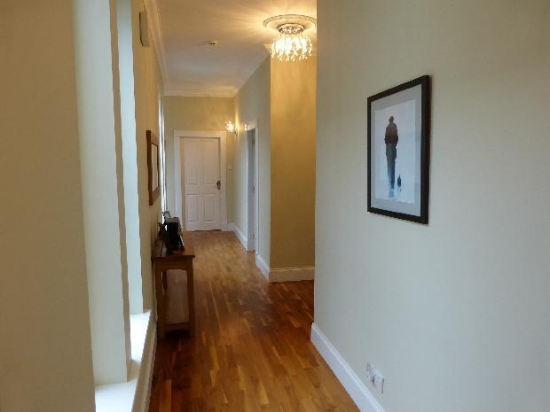 Front Hallway leading to lounge