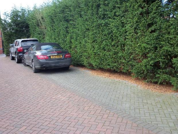 Visitor Parking Driveway