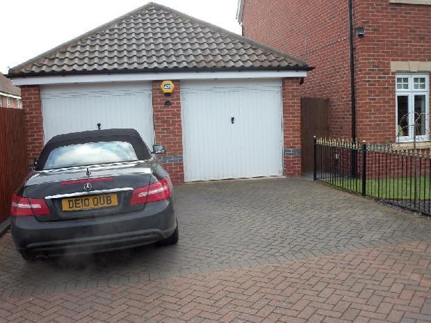 Garage Driveway