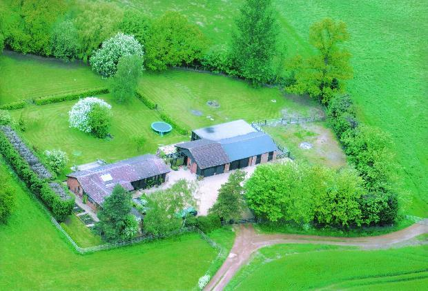 Old Kennels overhead view