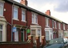 Terraced property in Cardigan Terrace, Heaton...